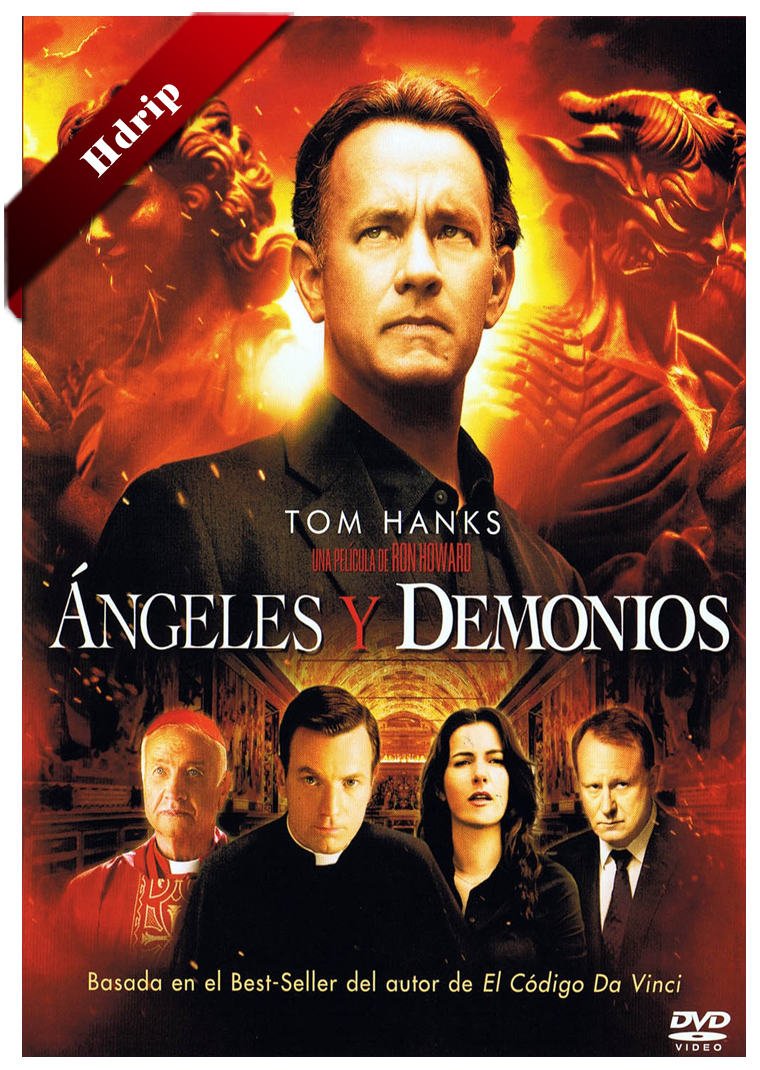 Angeles y Demonios Hdrip Castellano 2009