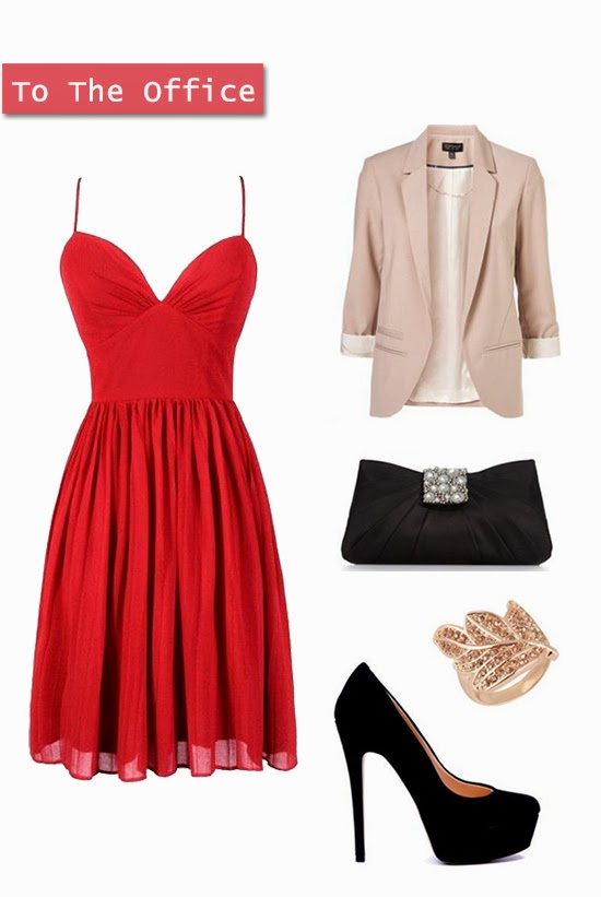 sexy red bridesmaid dress