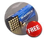9mm Ammo by Magtech