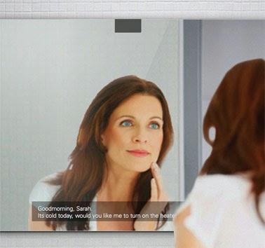 Многофункциональное зеркало Mirror 2.0