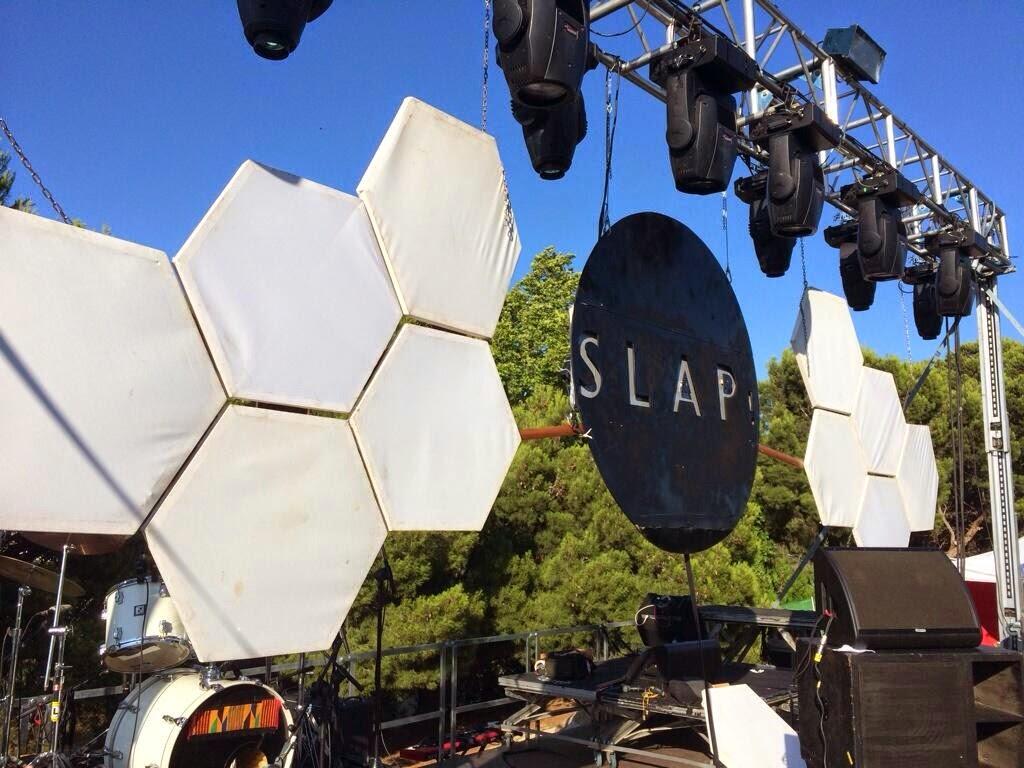 Slap Festival 2014 en Camping de Zaragoza.