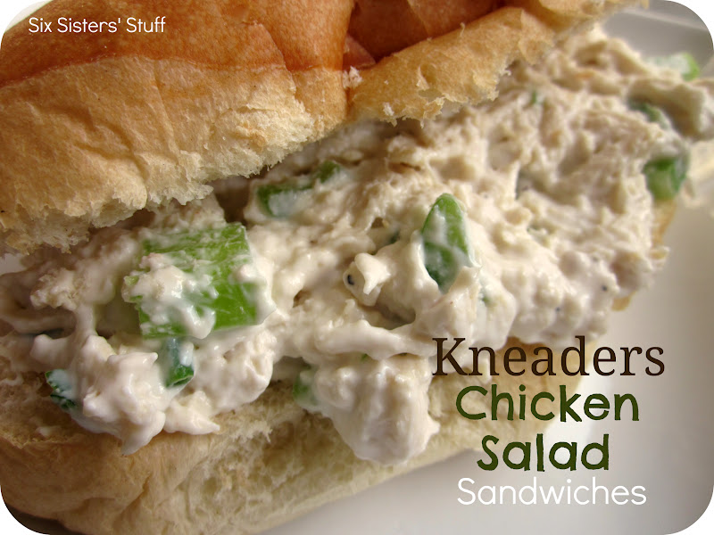 Chicken Salad Sandwich Recipe Kneaders chicken salad
