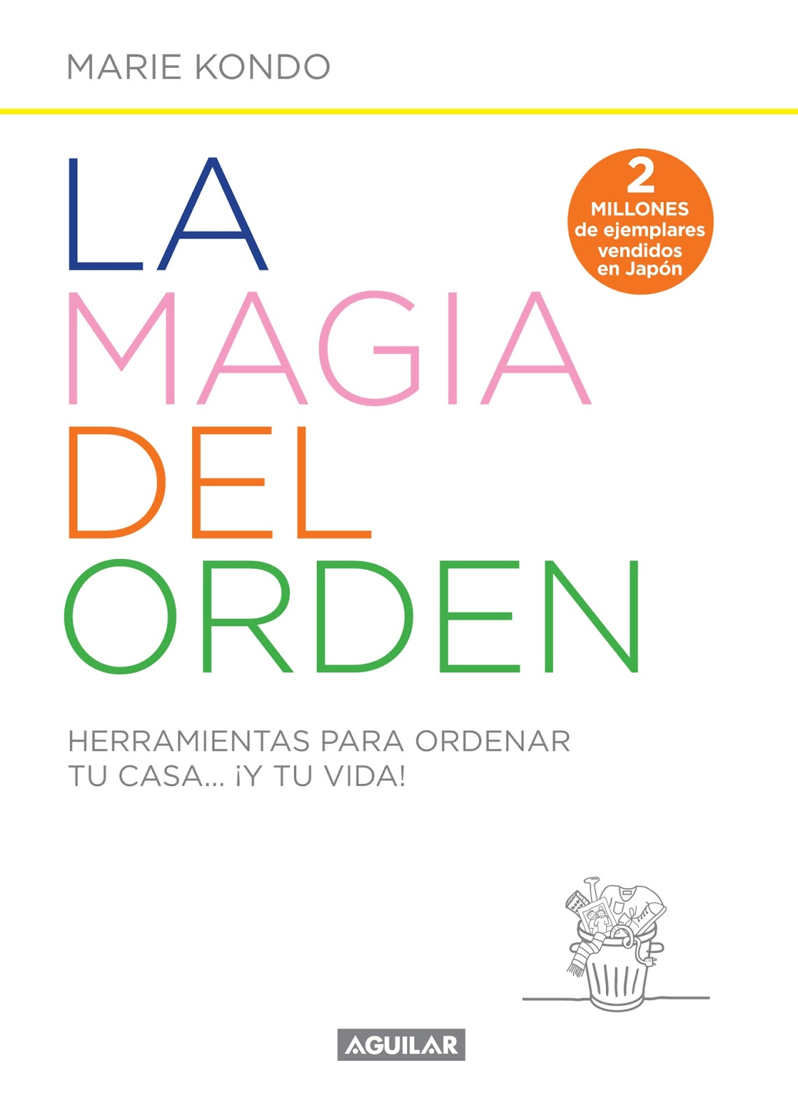Prooofeee la magia del orden for La magia del orden