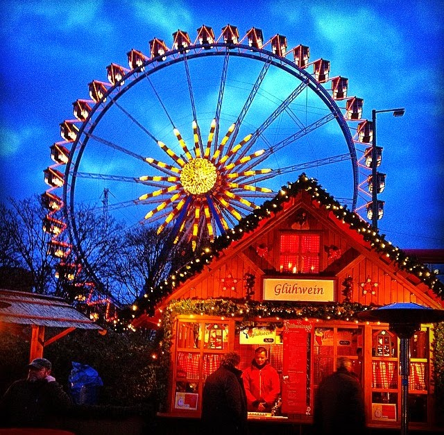 Berlin christmas markets 2014