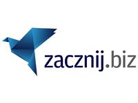Logo konkursu zacznij.biz