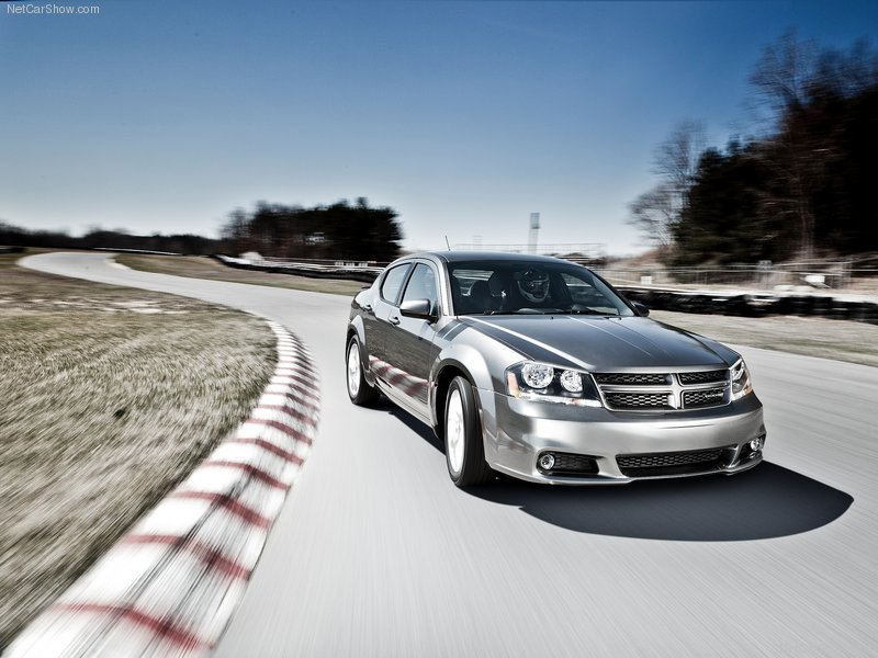 2012 the New Dodge Avenger RT