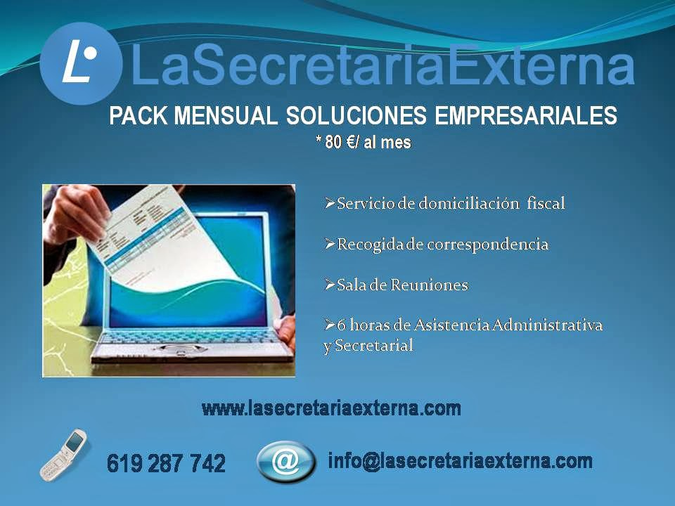 """Pack Mensual Soluciones Empresariales"""
