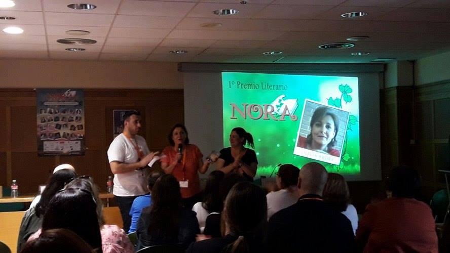 Primer Premio Literario NORA 2017