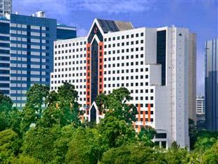 Hotel di Senayan Jakarta - Century Park Hotel
