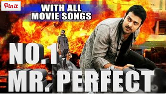 No.1 Mr.Perfect 2015 Hindi Dubbed Movie 350MB Download