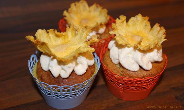 Bakeitso - Getrocknete Ananasblüten - Vegan