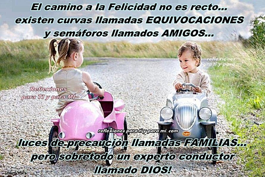 Reflexiones Para Ti Y Para M El Camino A La Felicidad