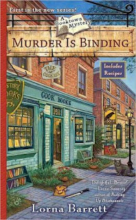 """Murder is Binding"" is the Book of the Month in June 2015"