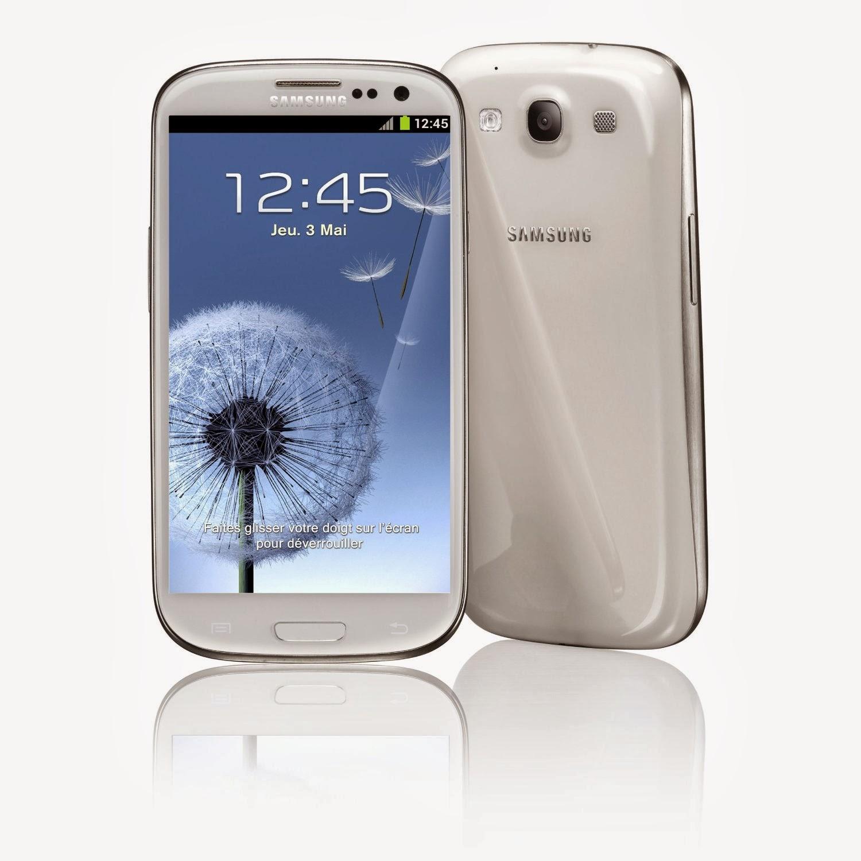 Samsung Galaxy S3 16Go Blanc 3G+