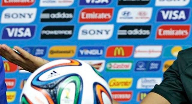 VISA, adidas, McDonald's y Budweiser piden cuentas a FIFA