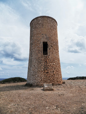 Tower at Porto Cristo Mallorca