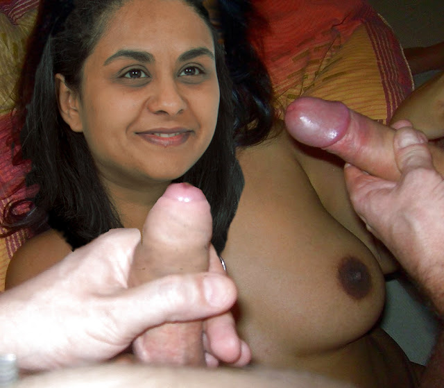 punjabi nri aunty boobs sucking