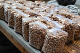 Kacang Bogares Khas Tegal