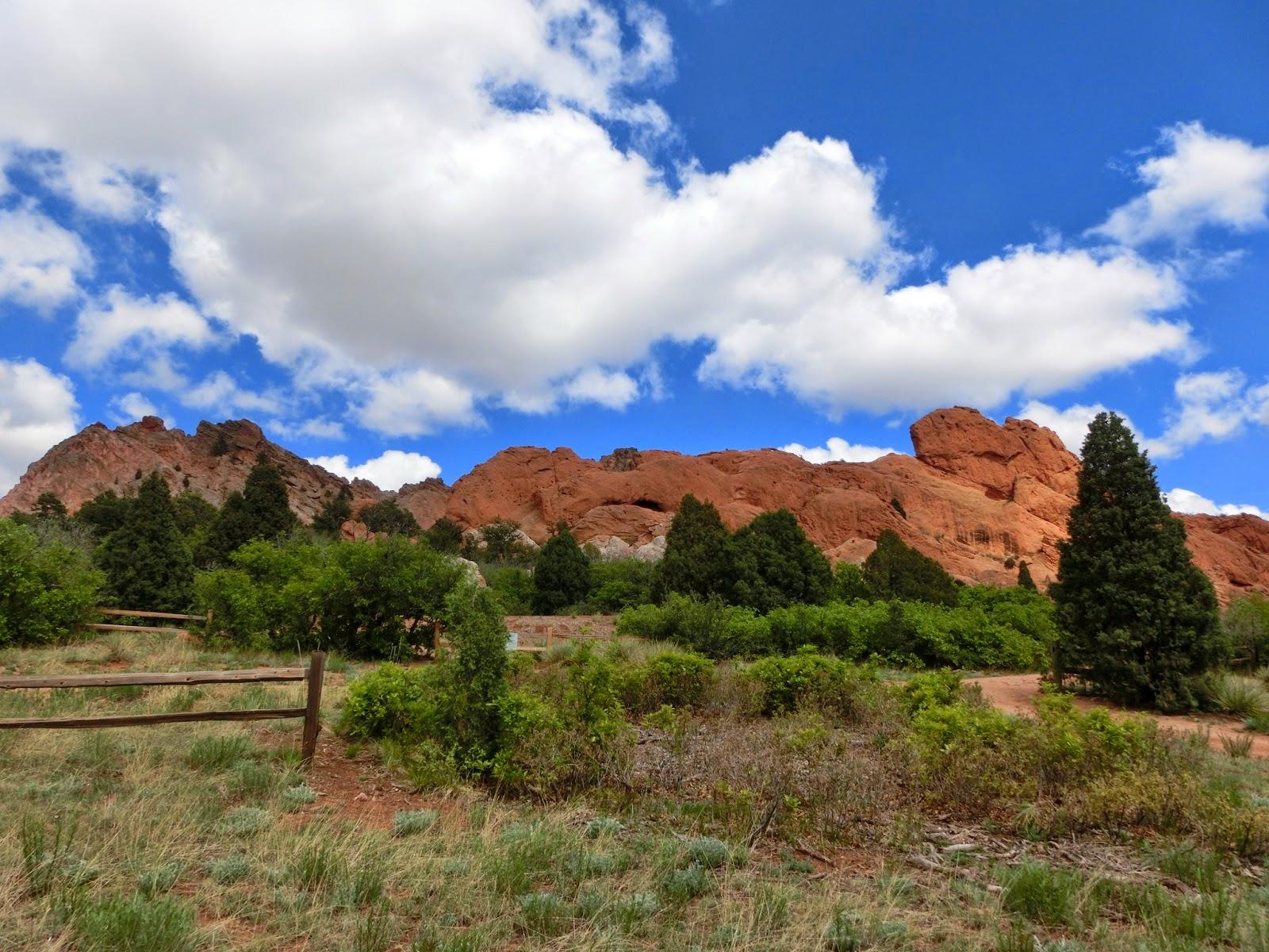 Colorado Springs Co Garden Of The Gods Hike Explore This City