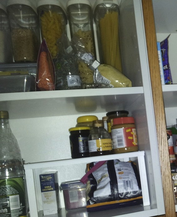 The Joy Of A Tidy Kitchen Cupboard
