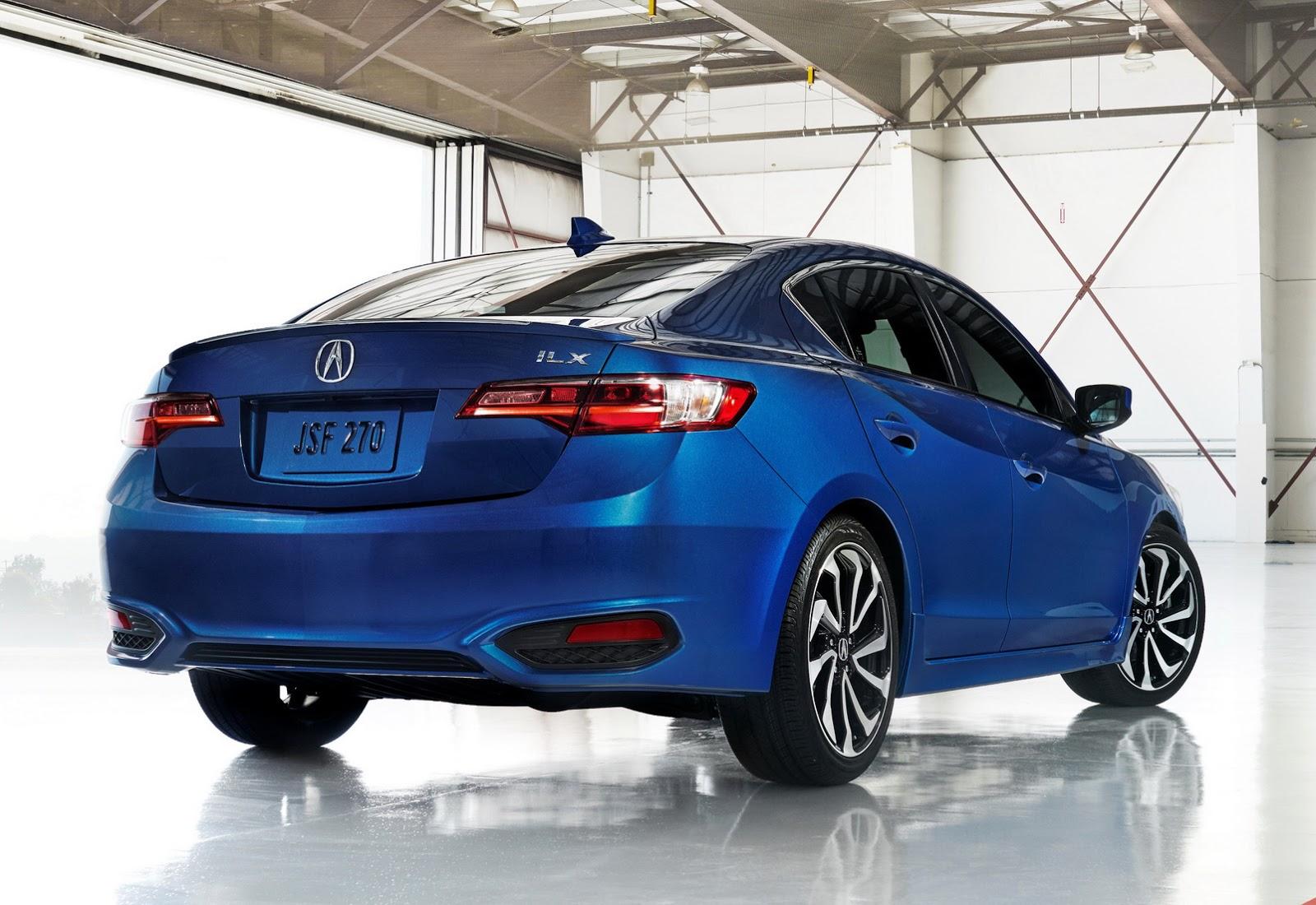 USA] Acura ILX Facelift 2015 - Acura - Autopareri