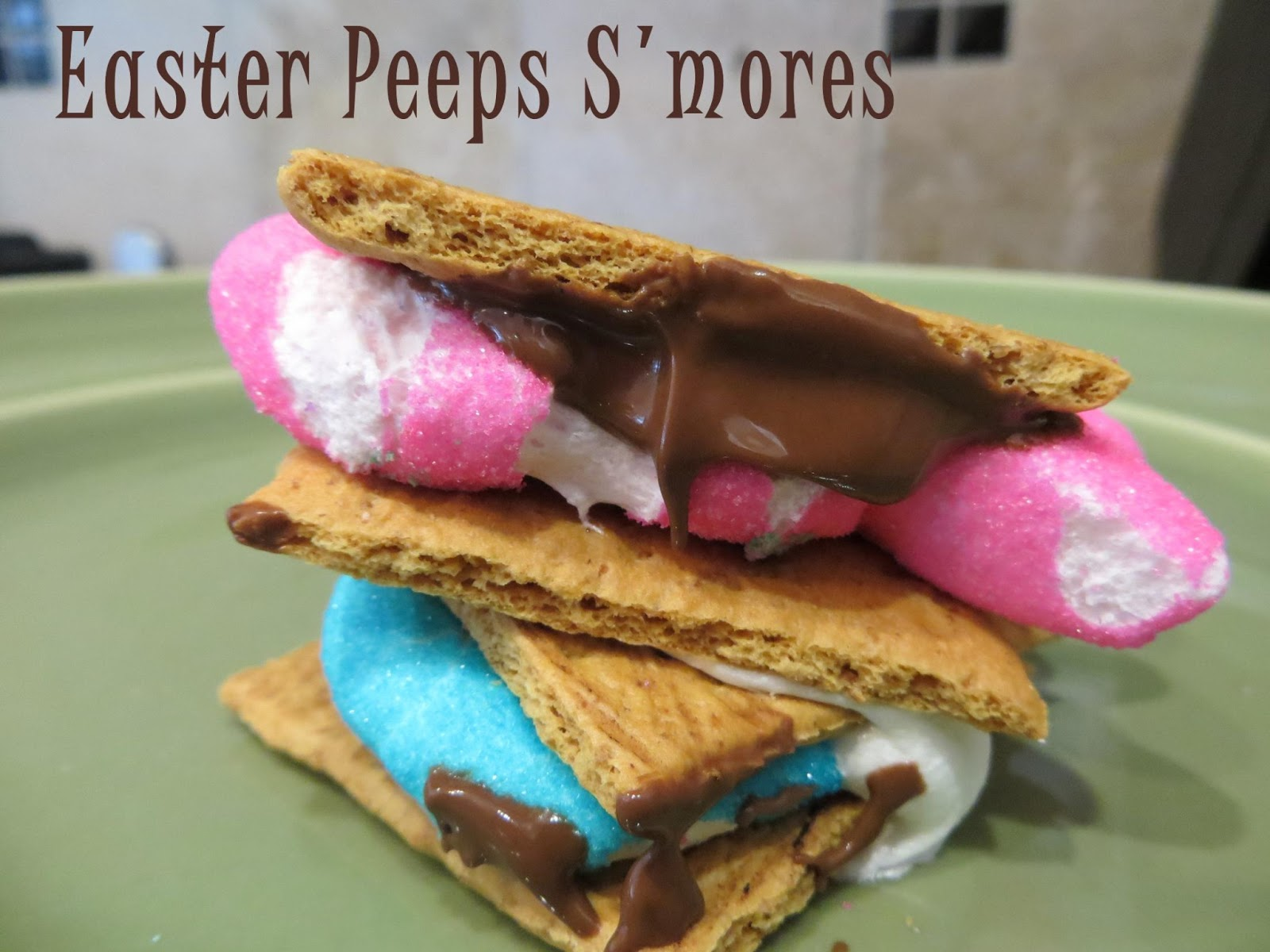 ... peeps s mores easter pie treats peeps s mores the peeps s mores for