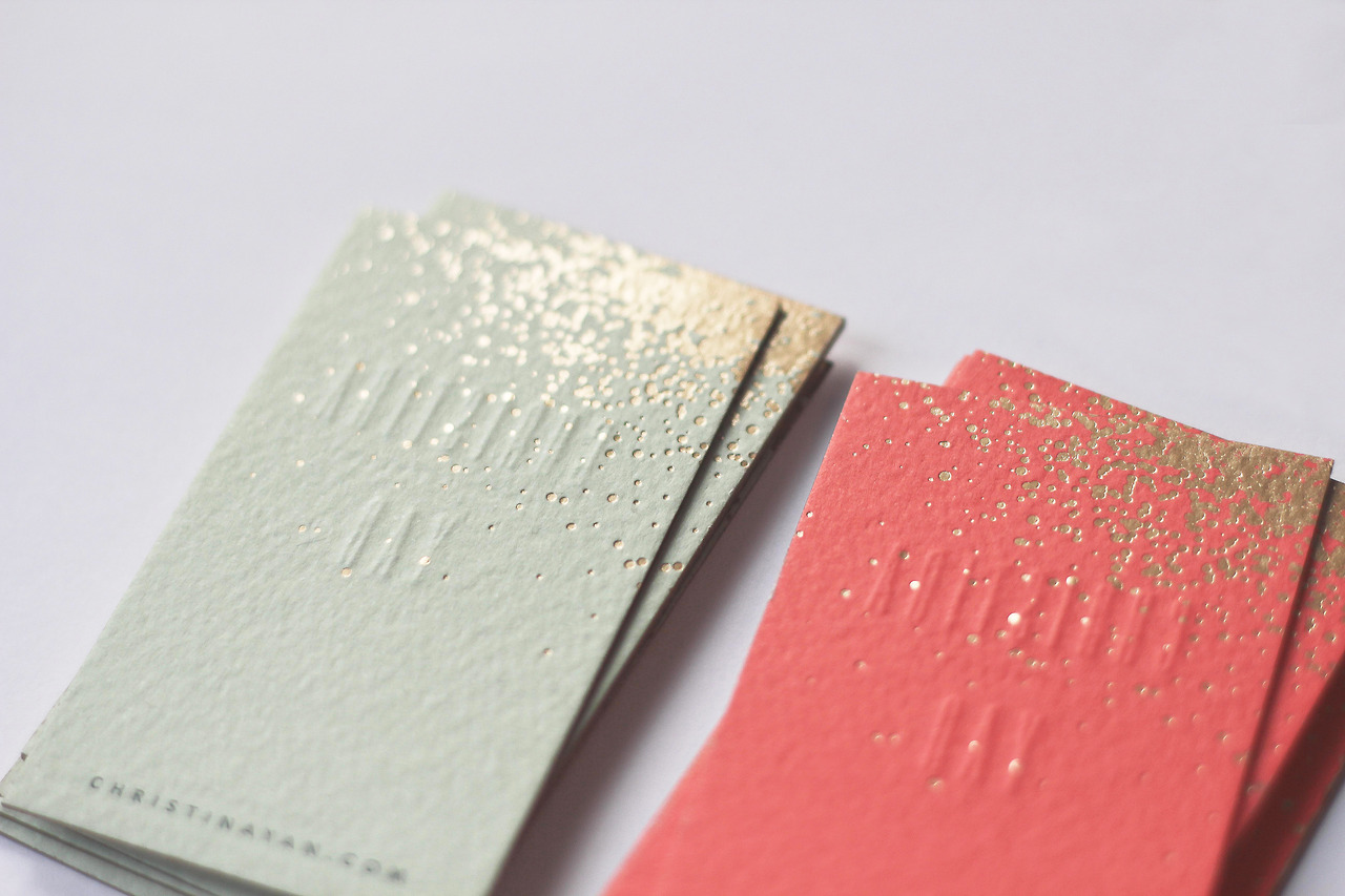 Good design makes me happy project love christina yan business cards if these were my business cards i would be one happy lady designed by belinda love lee for christina yan a prop stylist via designworklife magicingreecefo Image collections