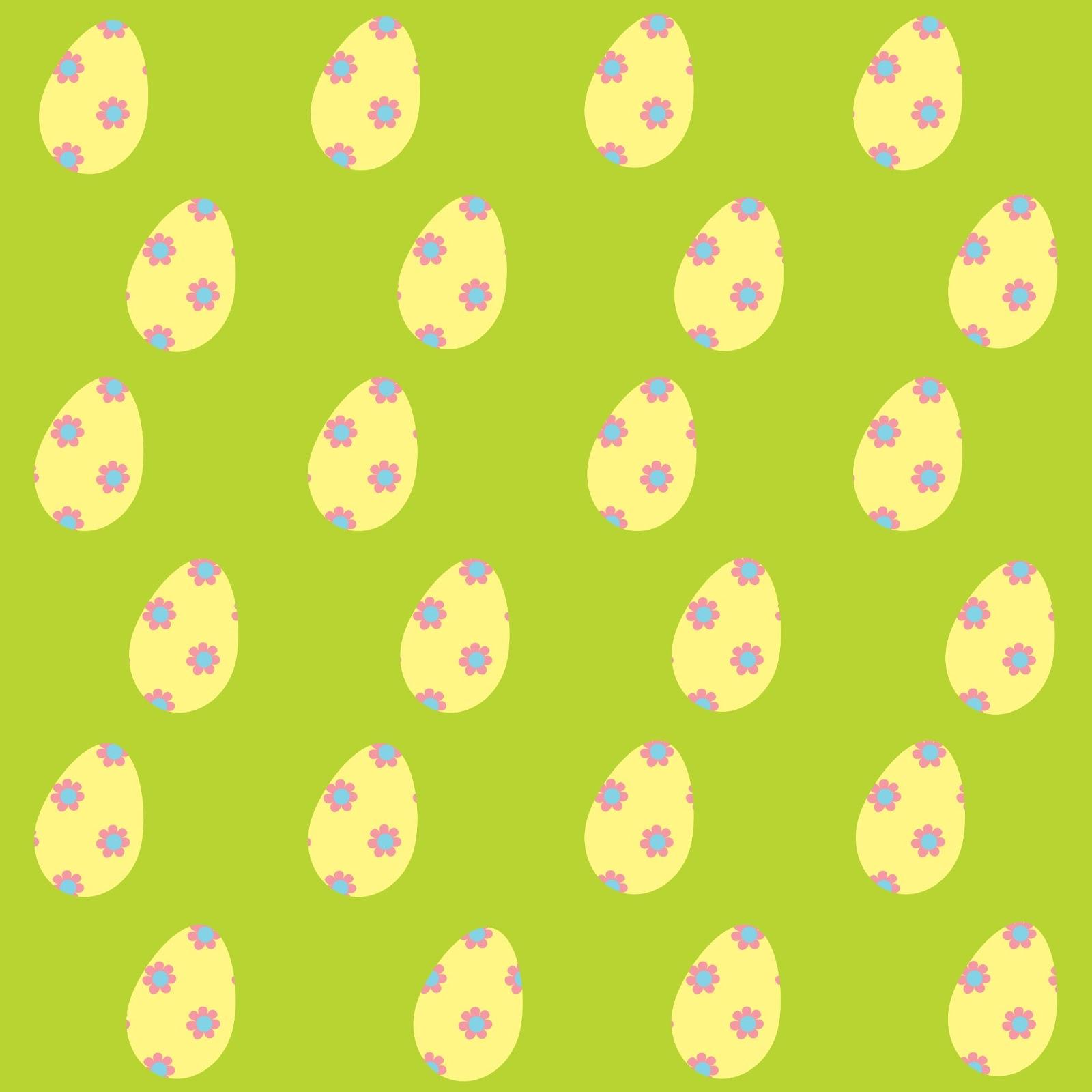 Easter egg design 12x12 printable