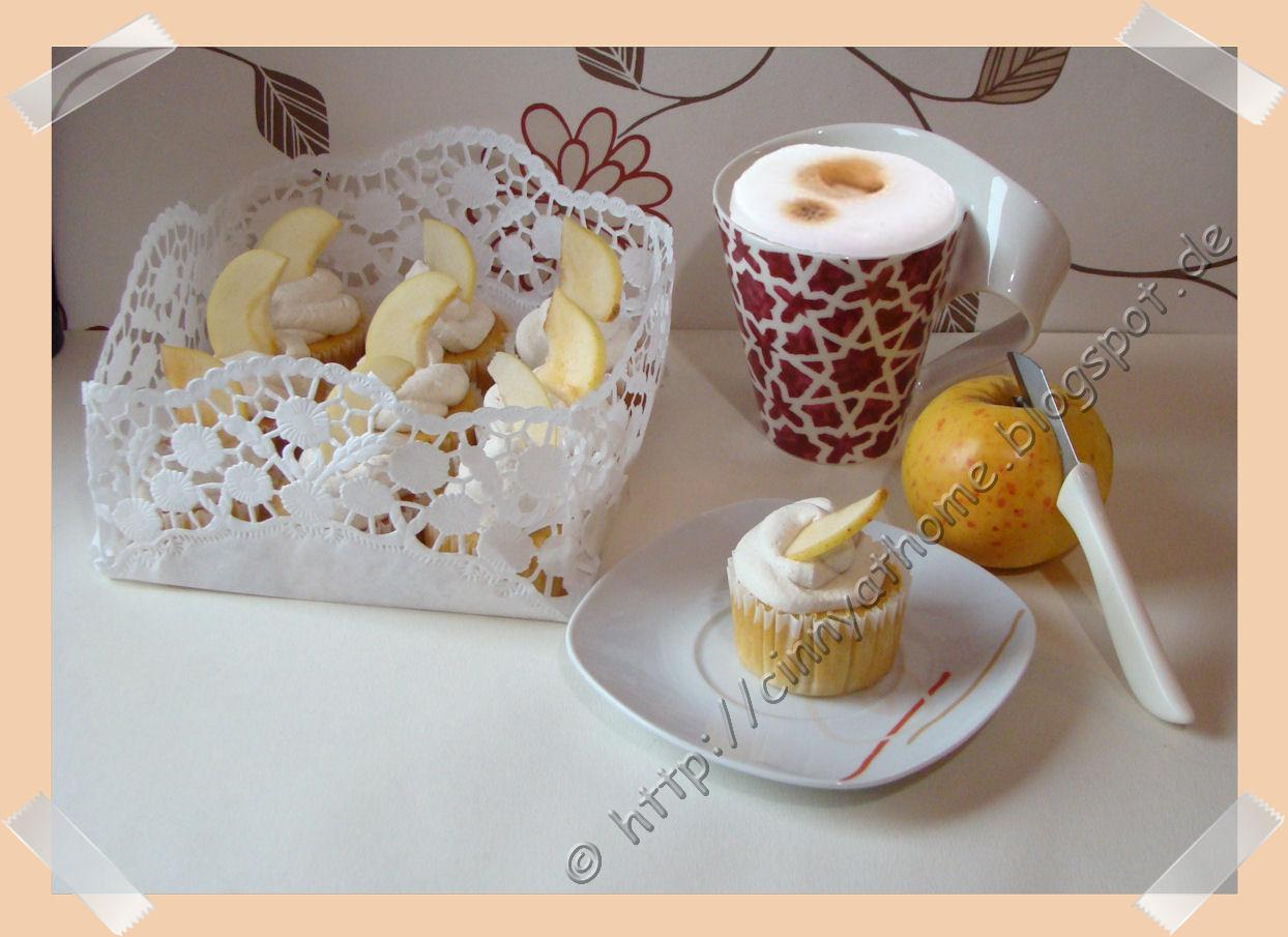 cinny home rezept apfelmus muffins. Black Bedroom Furniture Sets. Home Design Ideas