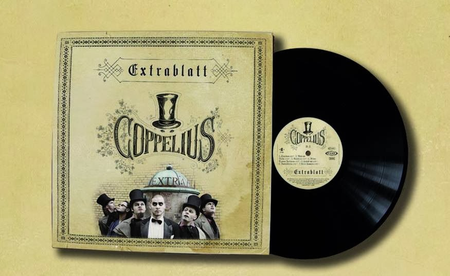 Coppelius Vinyl Album