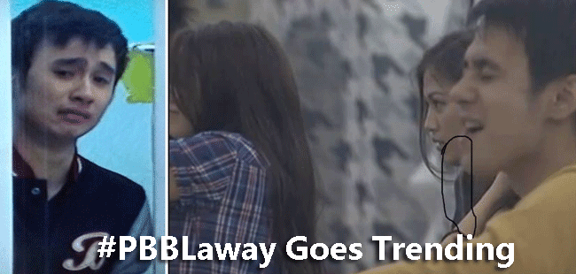 #PBBLaway Goes Trending on PBB All In June 21 Episode
