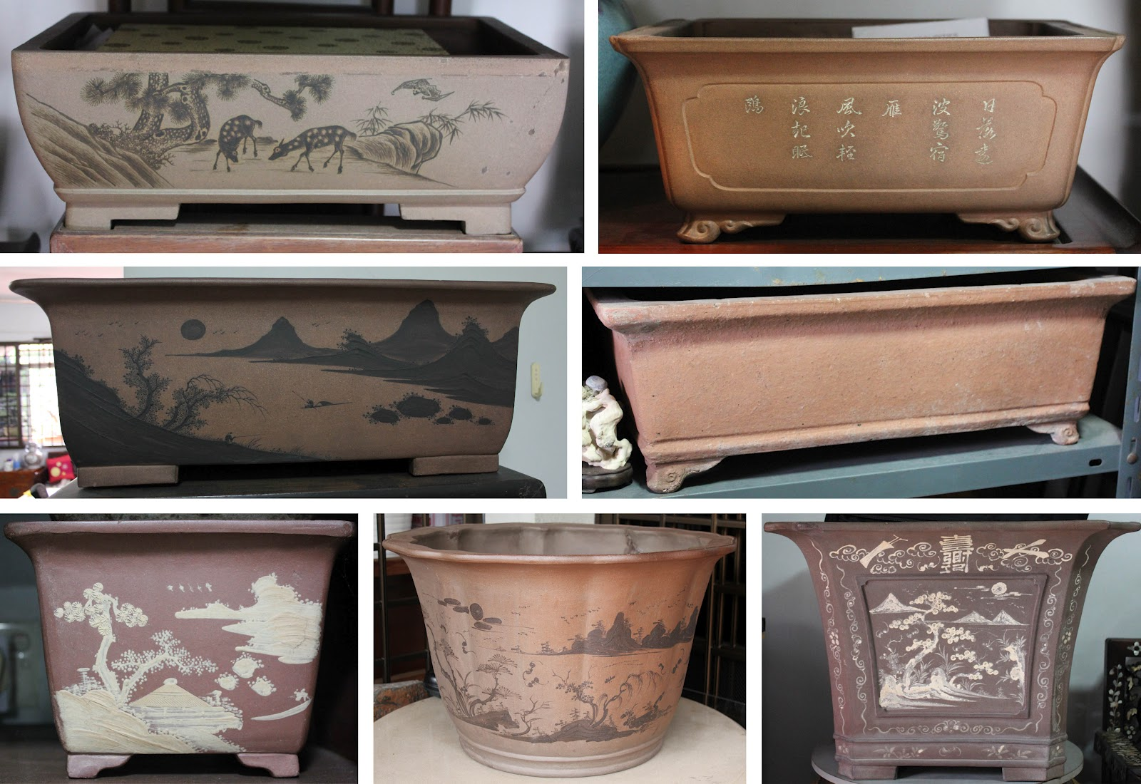 Kigawa39s Bonsai Blog Vintage And Antique Bonsai Pots In Singapore