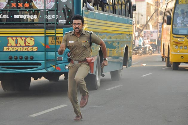 Singam ii Latest Image Gallery