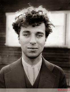 Foto de Charlie Chaplin aos 27 anos