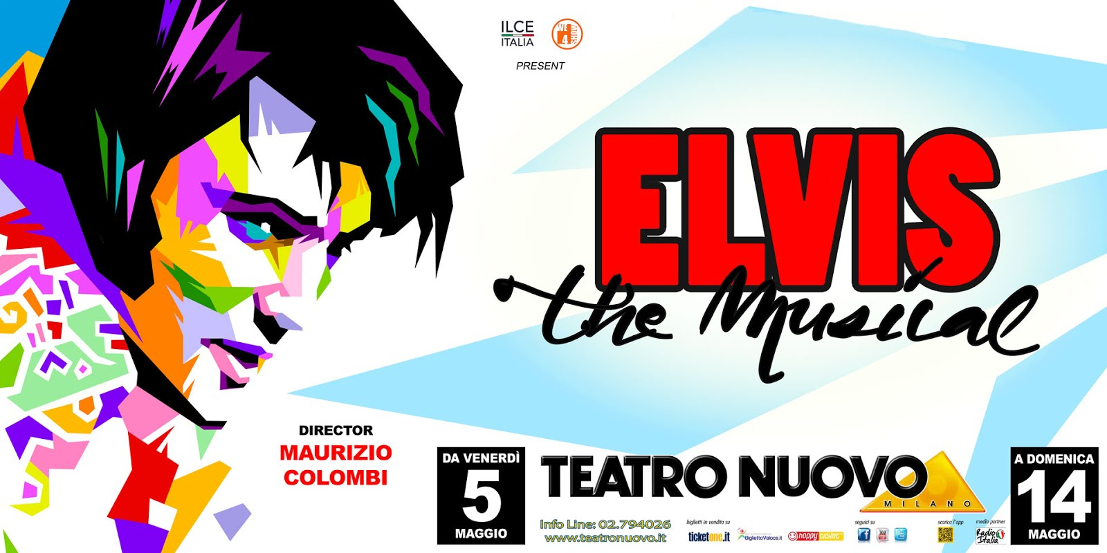 ELVIS THE MUSICAL - Elvis Musical