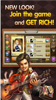 Free Download LINE Let's Get Rich 1.2.0 APK Terbaru