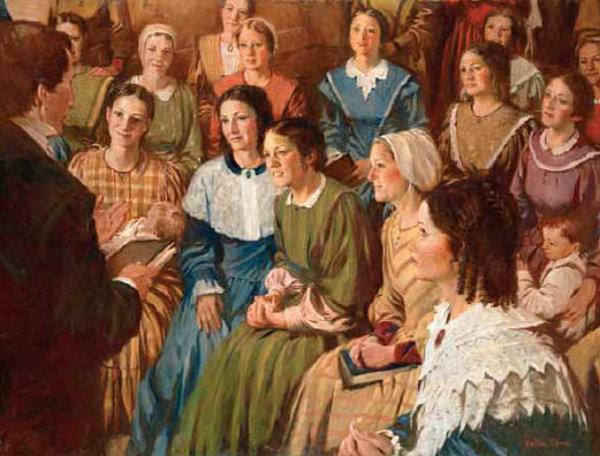mulher-religião