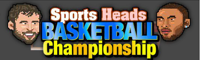 Sports Heads: Basketball Championship mousebreaker