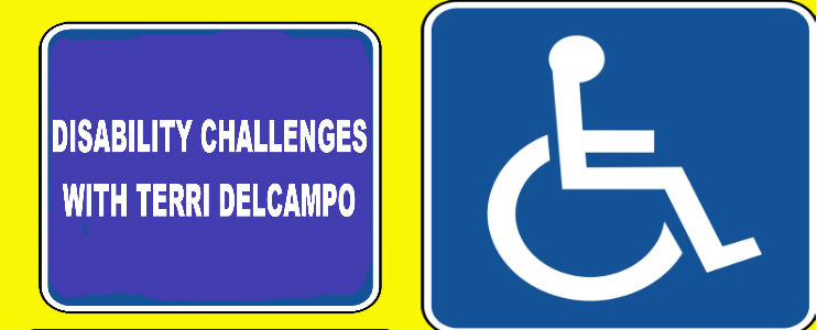 Disability Challenges with Terri DelCampo