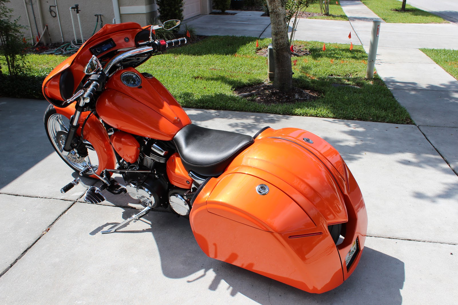 Elite Motosports Blog Yamaha Raider Bagger By Elite