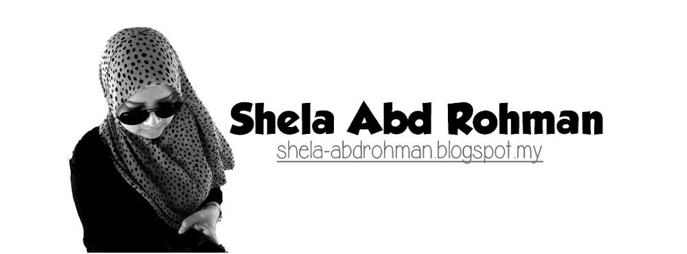 Shela Abd Rohman