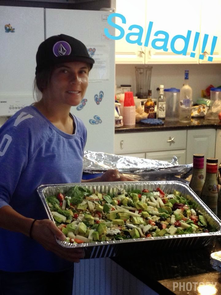 salad, clean eating, clean eating tips, healthy eating party tips