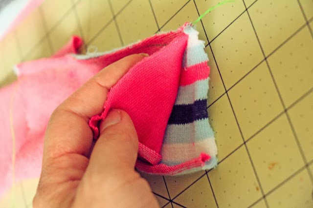 Mismatched Socks Sew a Sock Snake