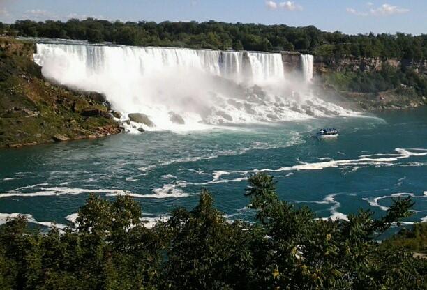 Niagara Falls Birthday