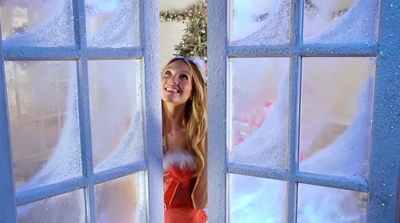 Victoria Secret vídeo Navidad 2012