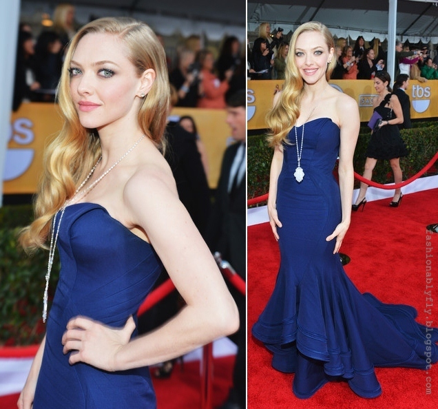 2013 screen actors guild awards sag red carpet hairstyles