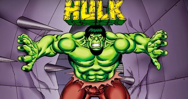 Il mondo di supergoku l incredibile hulk