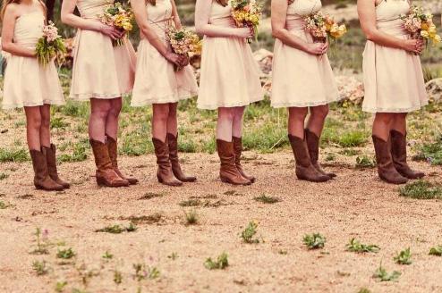 Cowboy Wedding Decorations