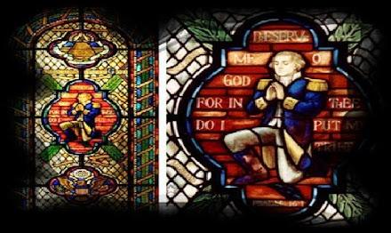 Gebetsraum im Weissen Haus