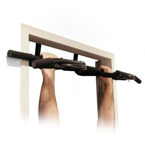 Consigue hacer dominadas en casa sin tirar la pared